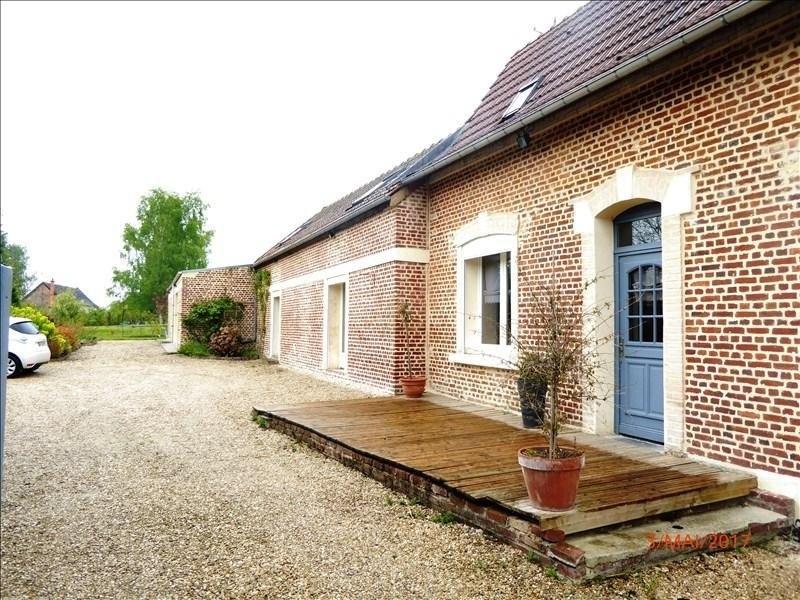 Sale house / villa Jeancourt 198900€ - Picture 1