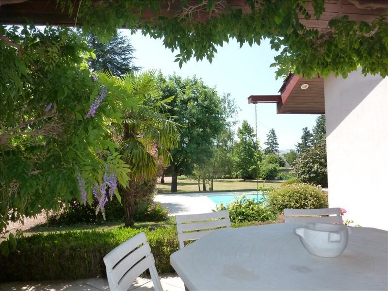 Deluxe sale house / villa Villerest 495000€ - Picture 9