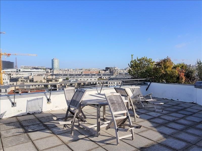 Rental apartment Issy les moulineaux 3200€ CC - Picture 1