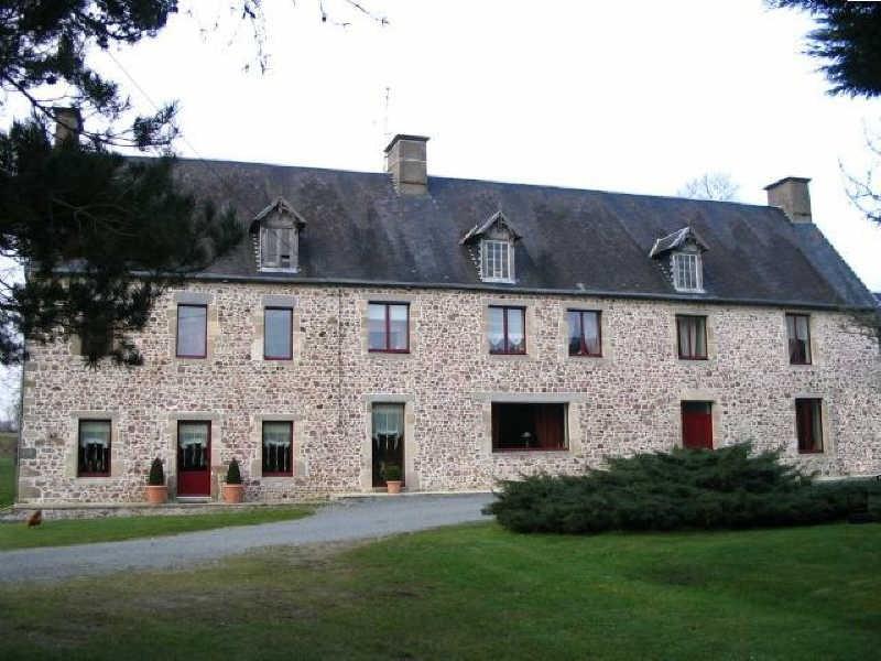 Vente de prestige maison / villa St sauveur lendelin 470250€ - Photo 1