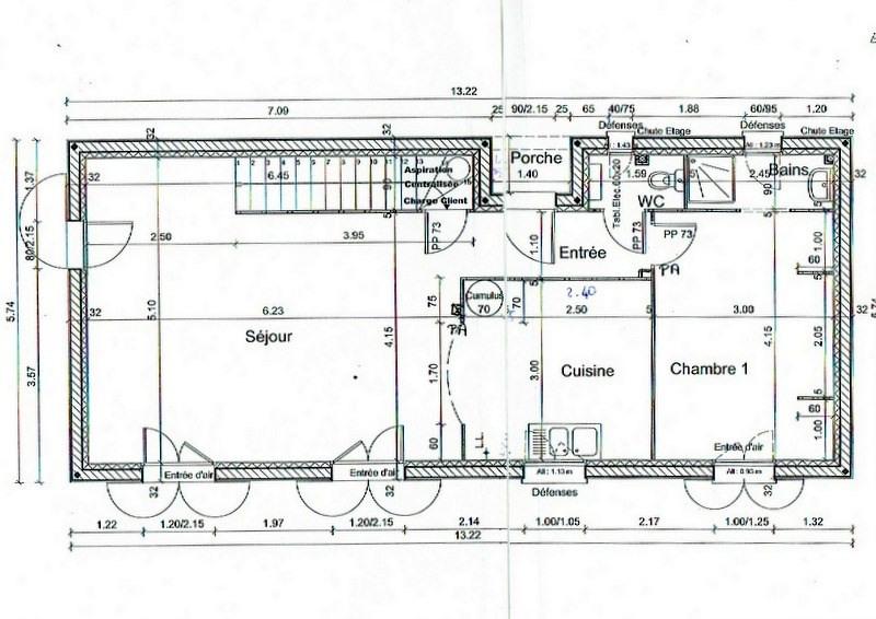 Venta de prestigio  casa Fayence 378000€ - Fotografía 4