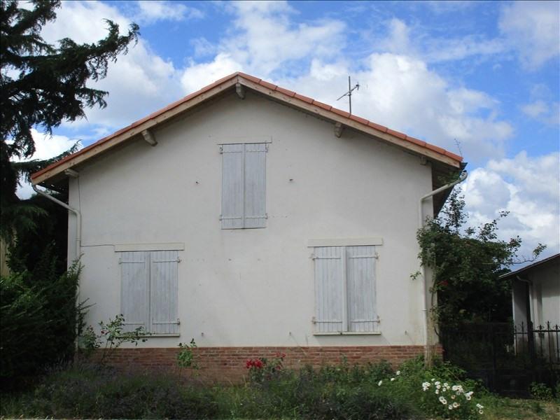 Sale house / villa Albefeuille lagarde 120000€ - Picture 2
