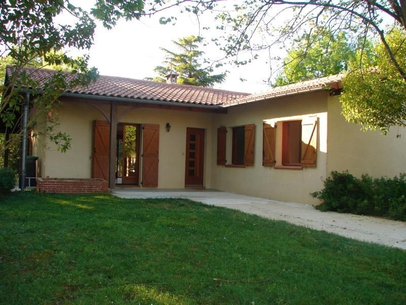 Vente maison / villa L isle jourdain 357000€ - Photo 1