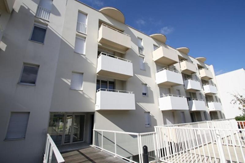 Vente appartement Poitiers 69000€ - Photo 1