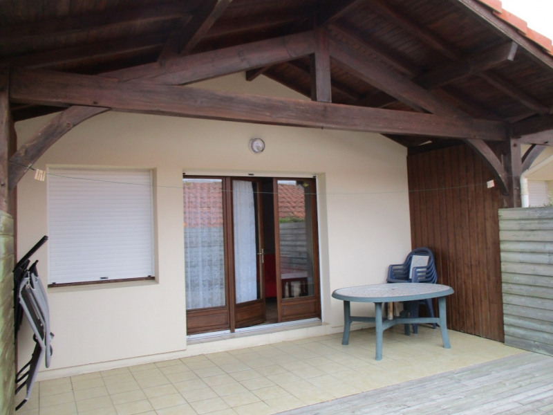 Vacation rental apartment Mimizan plage 400€ - Picture 1