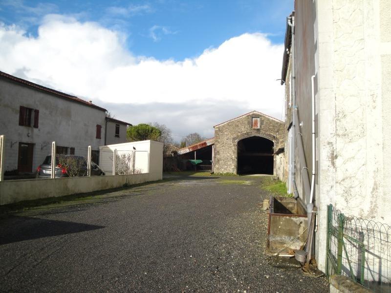 Vente maison / villa Loulay 114500€ - Photo 2