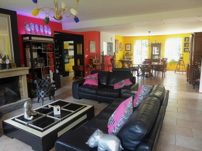 Deluxe sale house / villa Vaux 745000€ - Picture 5