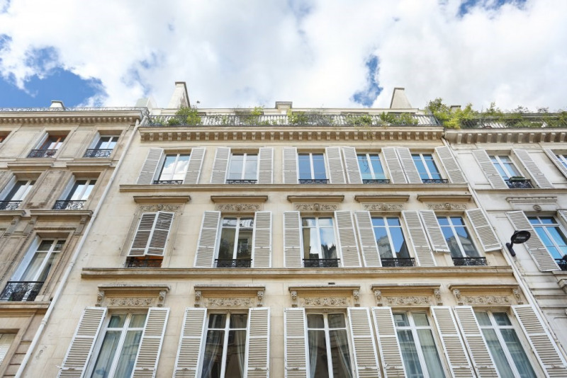 Vente de prestige appartement Paris 9ème 525 000€ - Photo 9