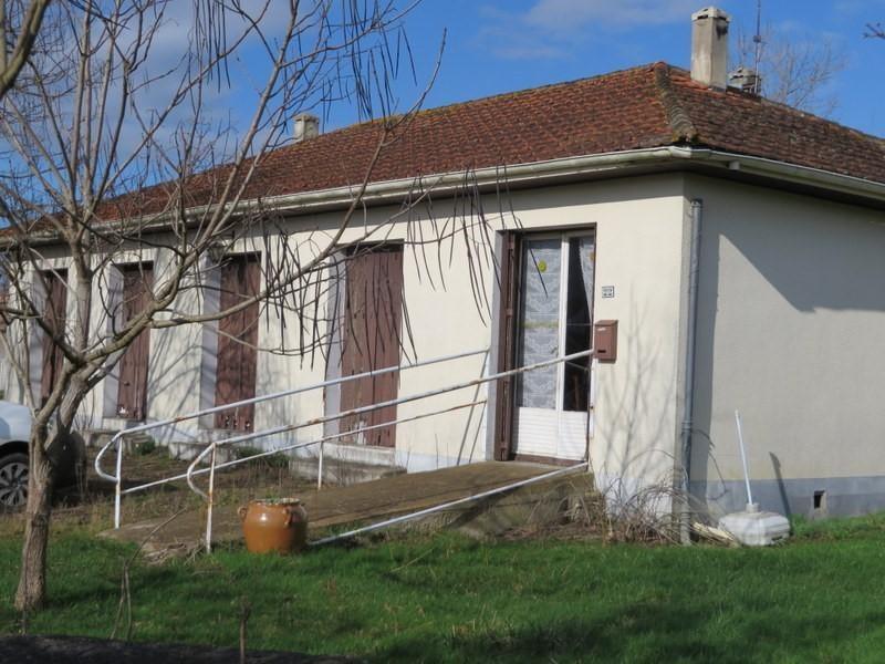 Sale house / villa St martin de gurcon 82000€ - Picture 1