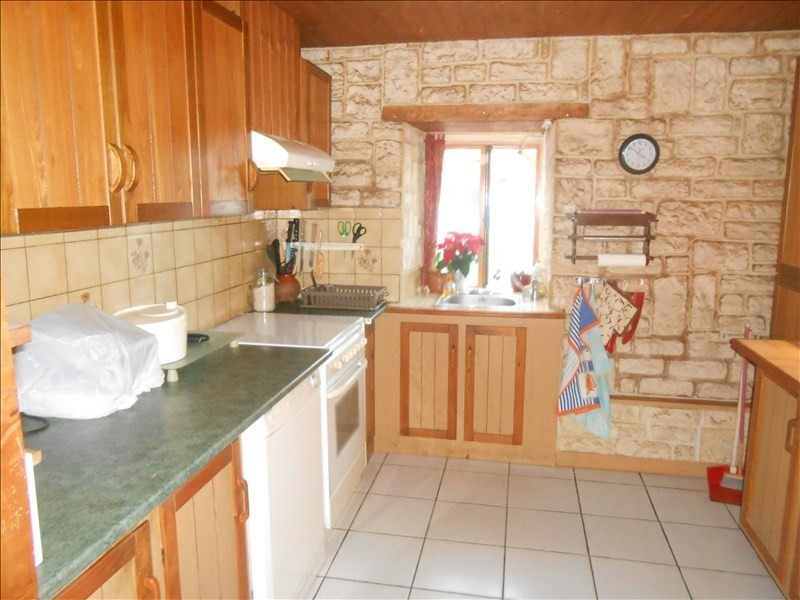 Sale house / villa Aulnay 160500€ - Picture 4