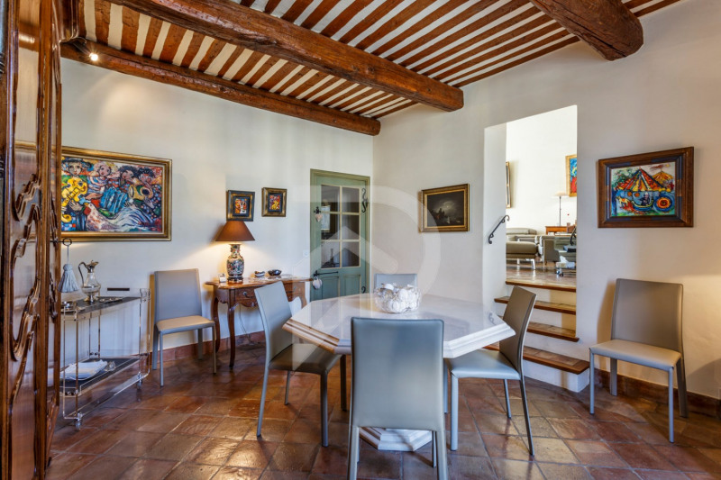 Vente maison / villa Sorgues 340 000€ - Photo 3