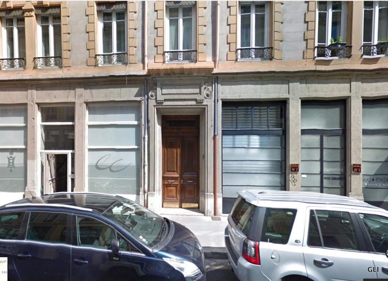 Rental apartment Lyon 6ème 1038€ CC - Picture 1