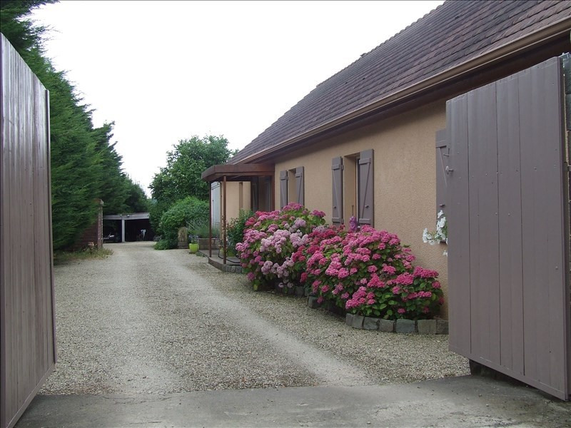 Vente maison / villa Tournus 216000€ - Photo 1