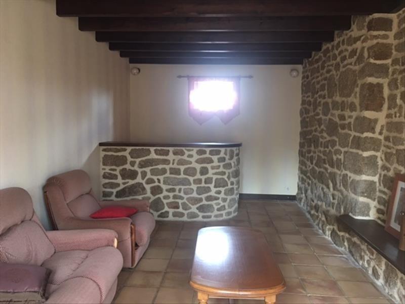 Vente maison / villa St georges de reintembault 176800€ - Photo 5