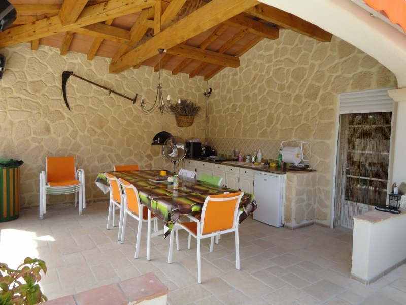 Deluxe sale house / villa St chamas 630 000€ - Picture 3