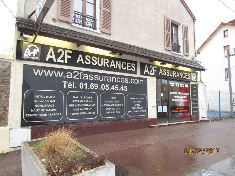 Location local commercial Juvisy sur orge 1 355€ CC - Photo 1