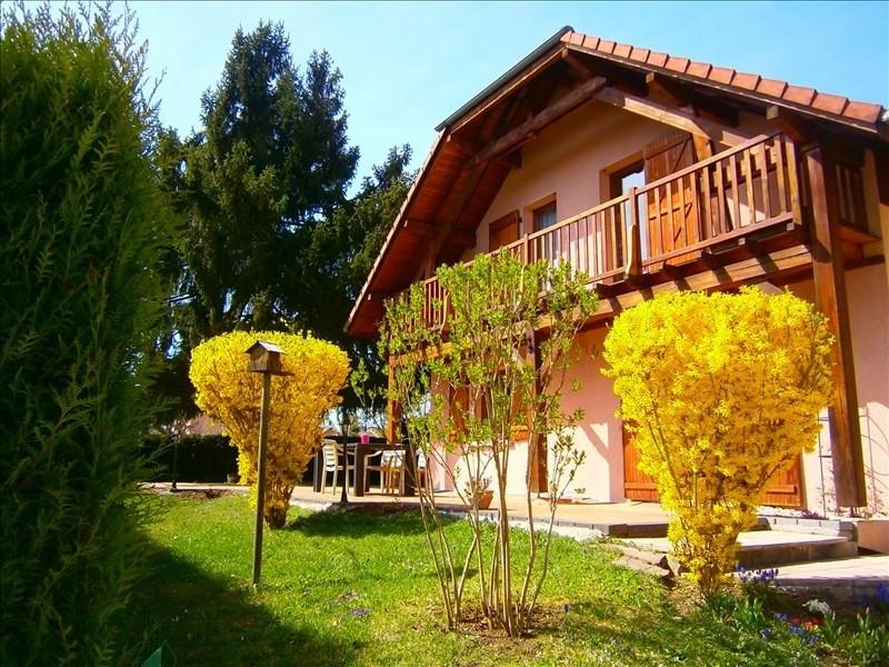Vente maison / villa Exincourt 219000€ - Photo 1