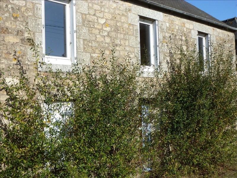 Vente maison / villa L hermitage lorge 55000€ - Photo 1