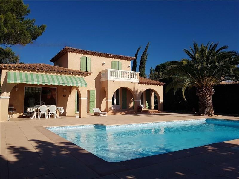 Deluxe sale house / villa Valescure 695000€ - Picture 1