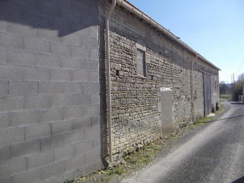 Vente maison / villa Aigre 60000€ - Photo 8