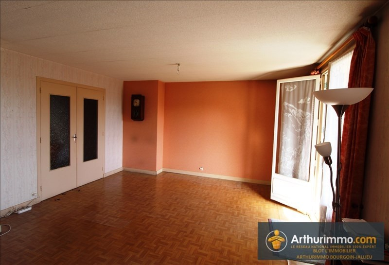 Sale apartment Bourgoin jallieu 79 000€ - Picture 1