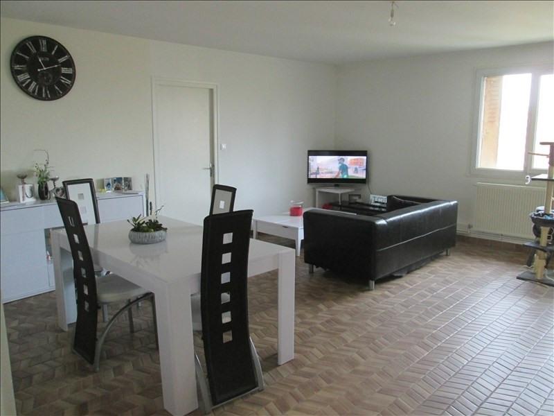 Rental apartment Pont de vaux 540€ CC - Picture 1
