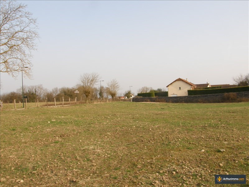 Vente terrain Morestel 122 000€ - Photo 1