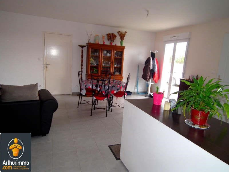 Vente maison / villa Aujac 132060€ - Photo 3