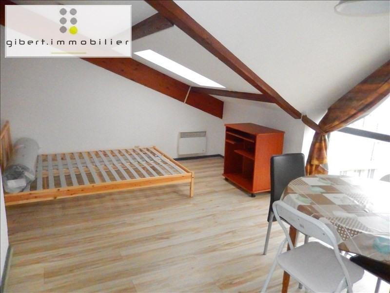 Location appartement Le puy en velay 256,79€ CC - Photo 2