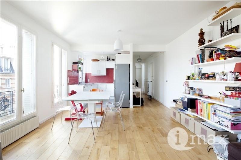 Sale apartment Levallois perret 840000€ - Picture 2