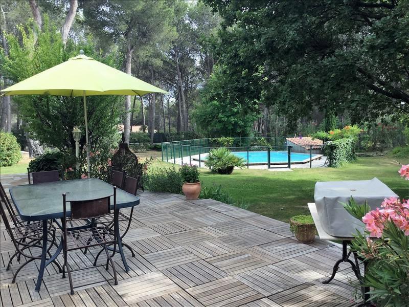 Vente de prestige maison / villa Lambesc 710000€ - Photo 2