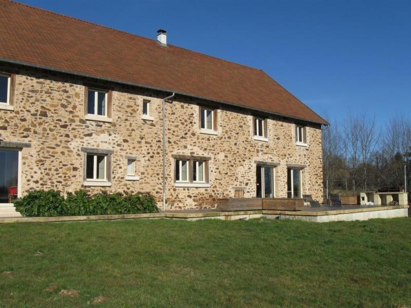 Deluxe sale house / villa Savignac ledrier 600000€ - Picture 1