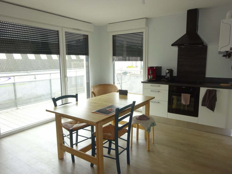Rental apartment Lannilis 705€ CC - Picture 1
