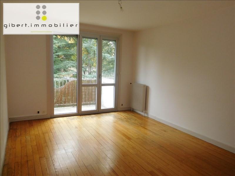 Location appartement Le puy en velay 461,75€ CC - Photo 1