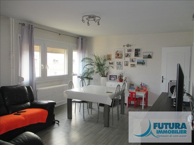 Sale apartment Rombas 66000€ - Picture 2