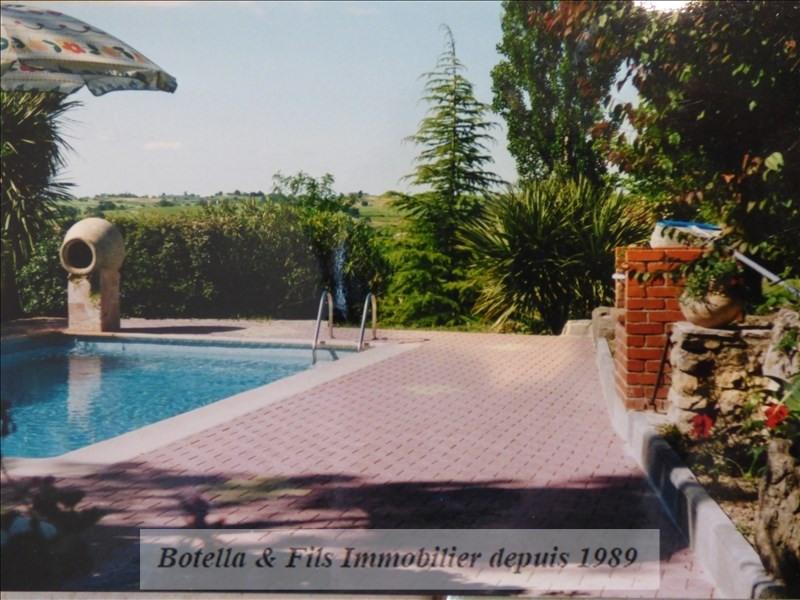 Sale house / villa Barjac 473700€ - Picture 8
