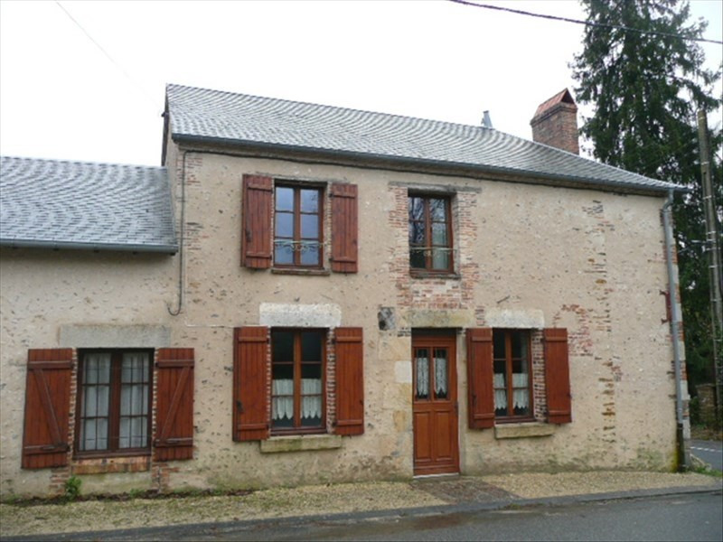 Location maison / villa Henrichemont 550€ CC - Photo 1