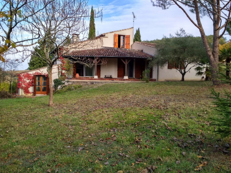 Sale house / villa Aubiac 244 000€ - Picture 1