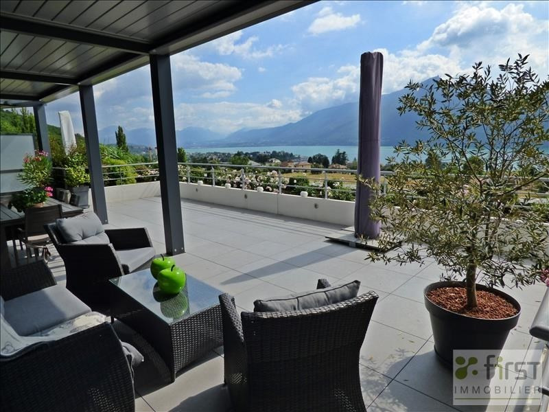 Vente appartement Brison st innocent 549 000€ - Photo 4