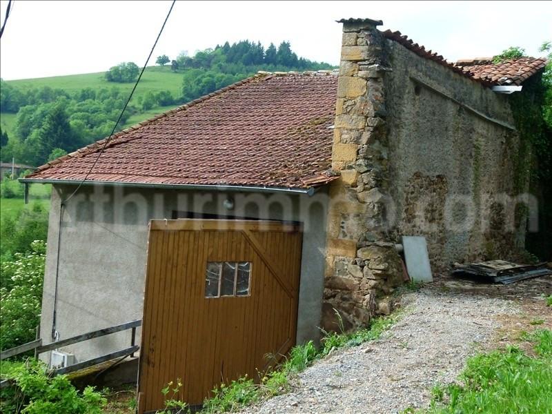 Vente maison / villa Dareize 89000€ - Photo 1