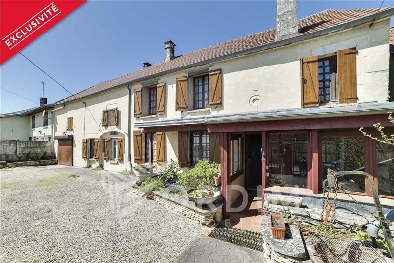 Vente maison / villa St sauveur en puisaye 162000€ - Photo 1