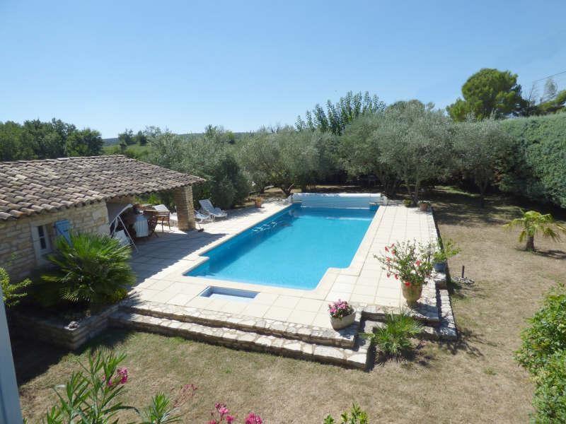 Vente de prestige maison / villa Goudargues 626000€ - Photo 4