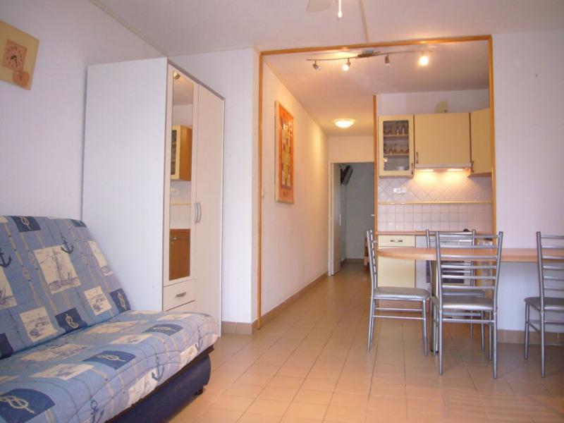 Sale apartment La grande motte 146000€ - Picture 1