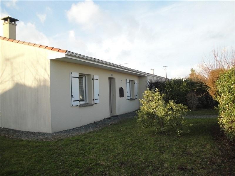 Sale house / villa Mauze sur le mignon 178000€ - Picture 4