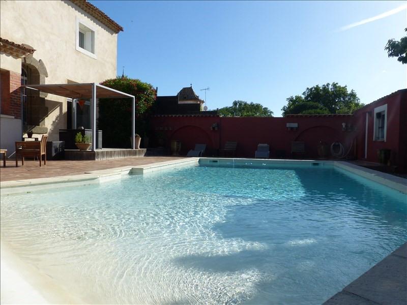 Vente de prestige maison / villa Servian 500000€ - Photo 3