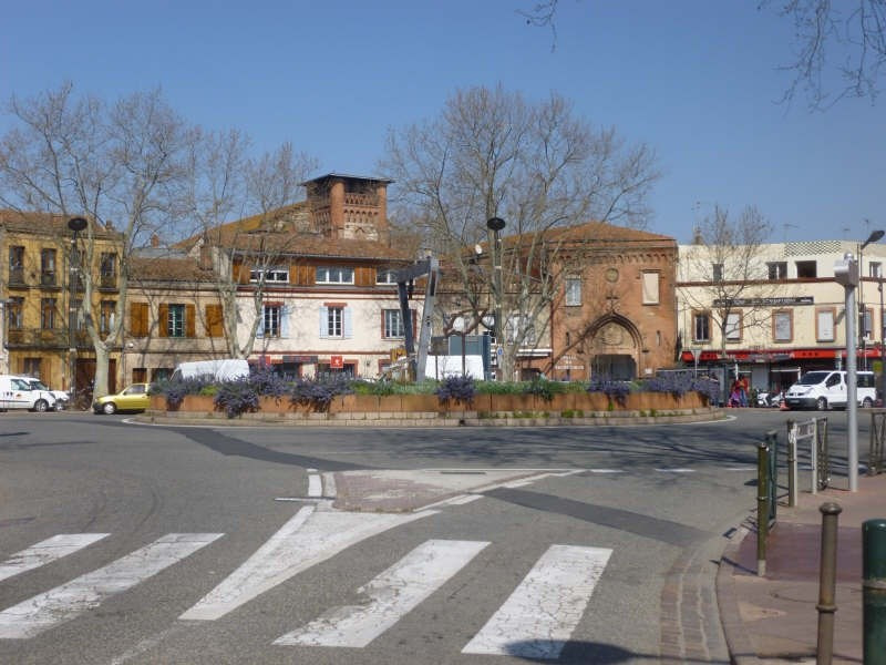 Sale building Toulouse 770 000€ - Picture 1