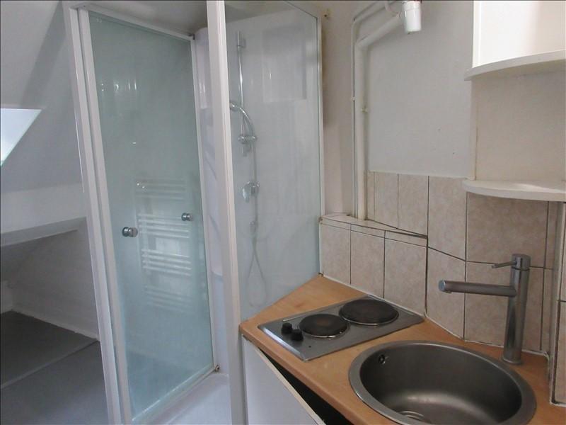 Sale apartment Paris 9ème 66000€ - Picture 2