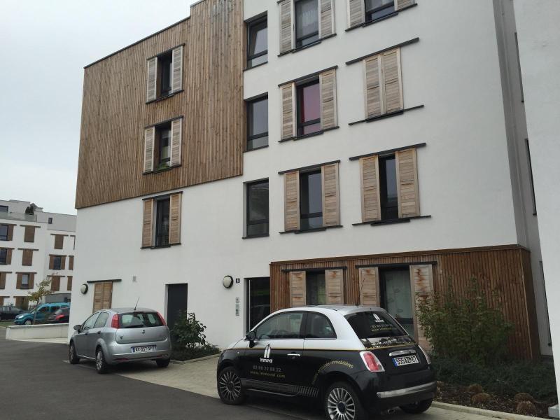 Verhuren  appartement Strasbourg 830€ CC - Foto 1