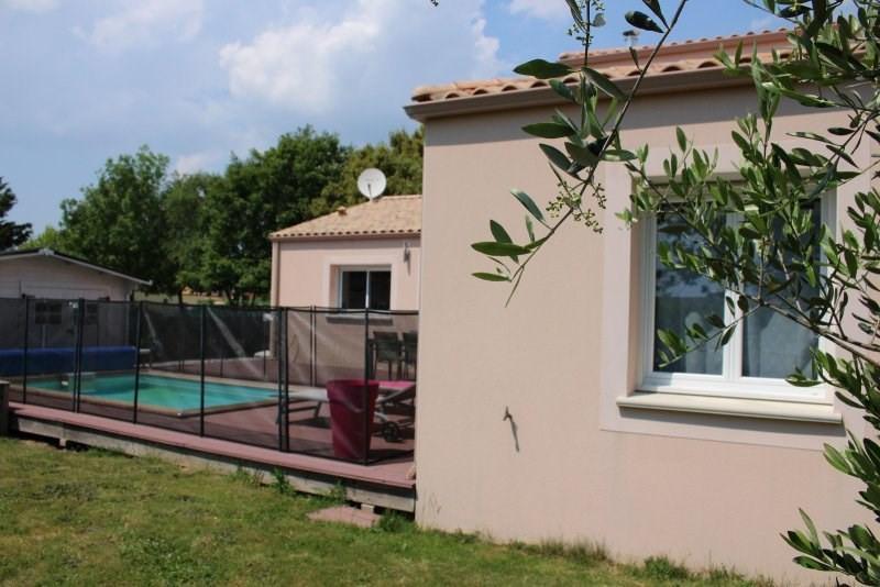 Vente maison / villa Talmont st hilaire 466000€ - Photo 2