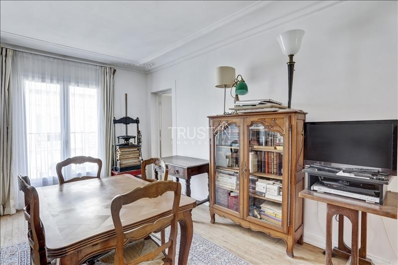 Vente appartement Paris 17ème 571650€ - Photo 1